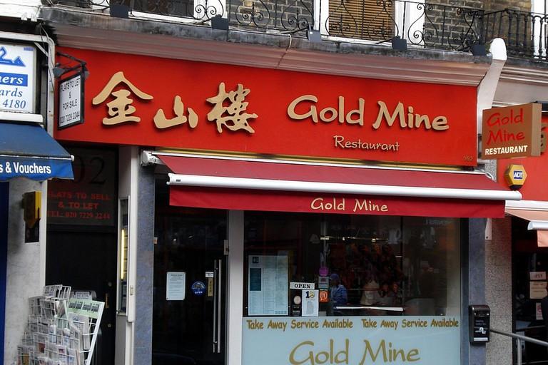 Gold Mine, Bayswater