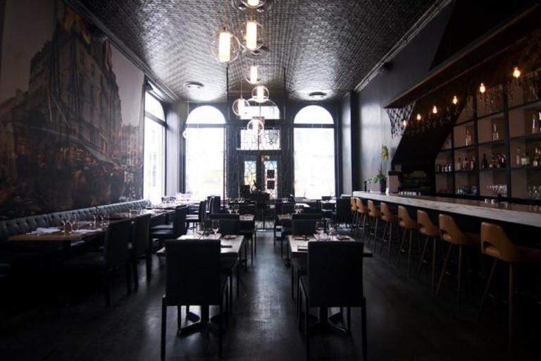 Restaurant Les 400 Coups, Montréal