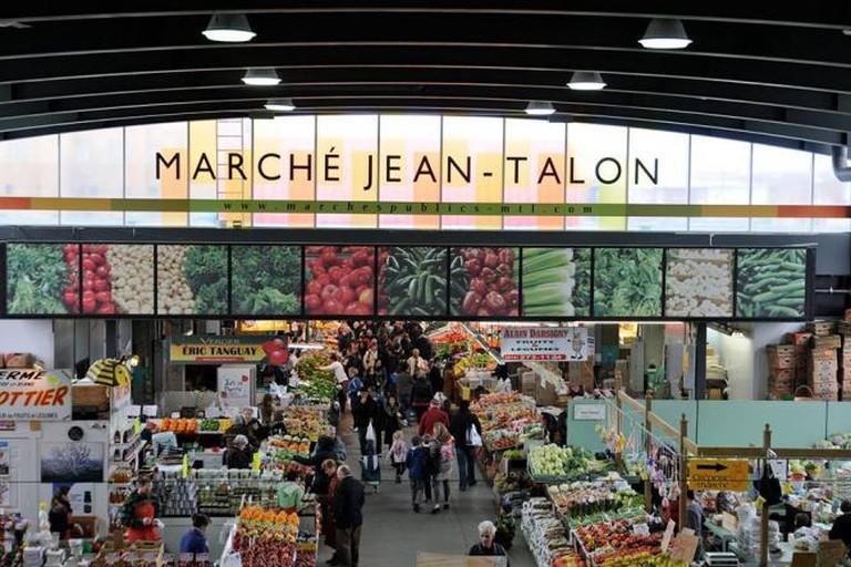 Jean-Talon Market, Montréal