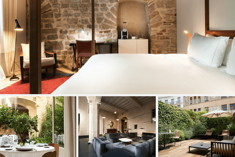 Mercer Hotel Barcelona is a five star 'Grand Luxe' boutique hotel located in the heart of Barcelona's Gothic quarter