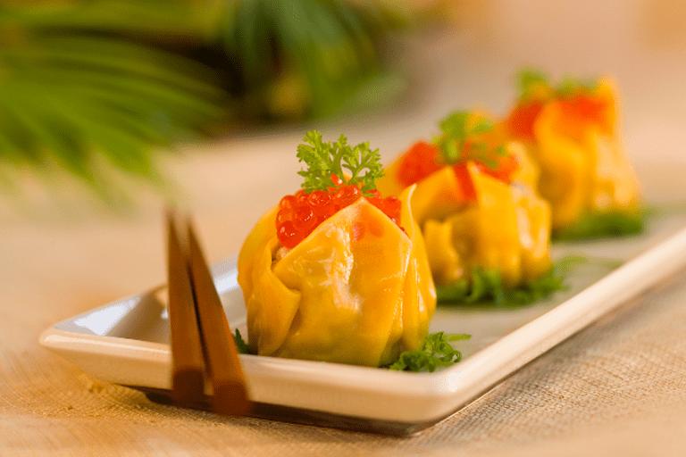 Lobster Sui Mai