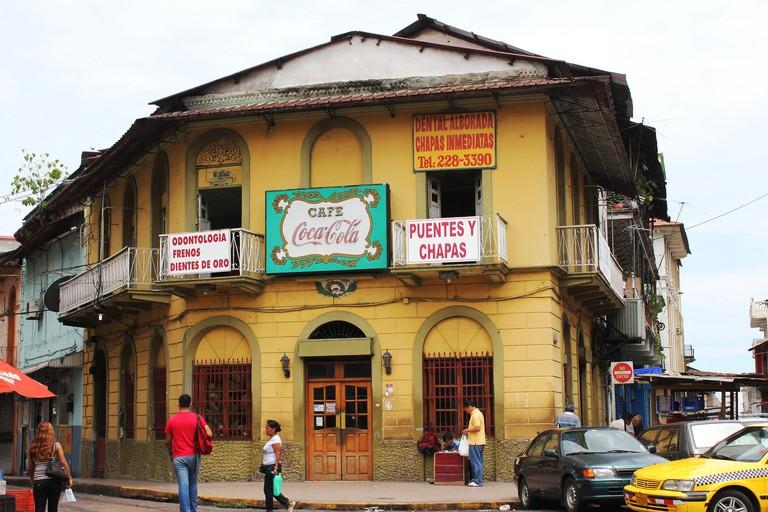 Café Coca Cola, Panama City