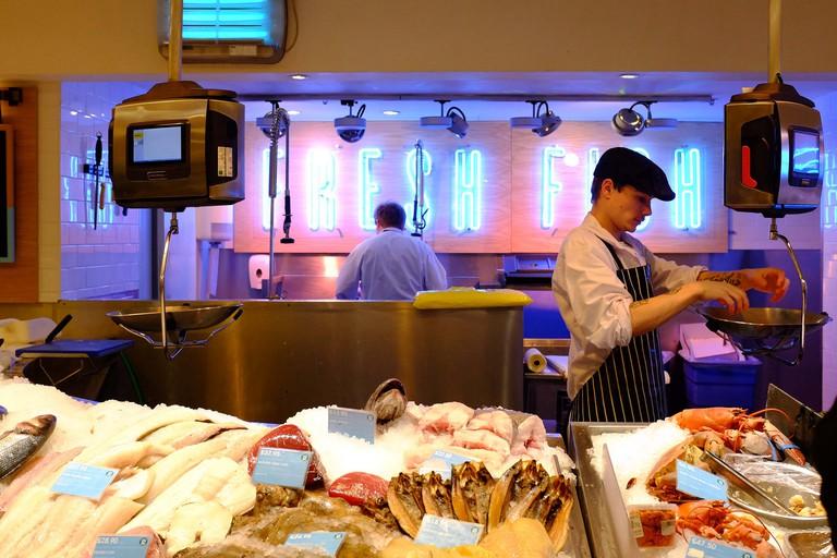 Selfridges Food Hall