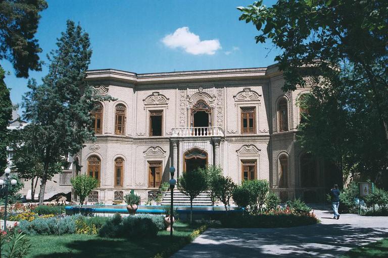 Glass ware and ceramics Museum, Tehran