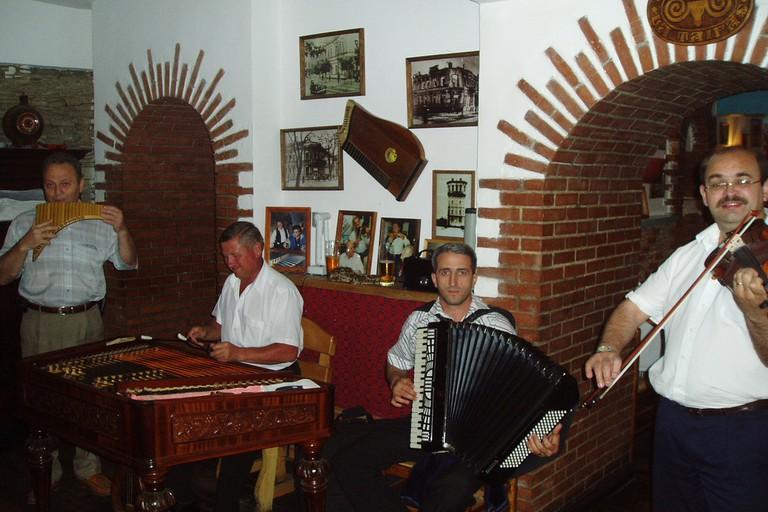La Taifas Musicians, Chisinau