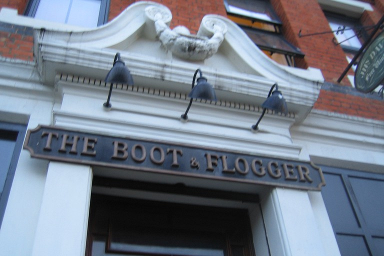 The Boot & Flogger