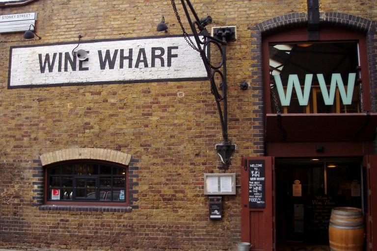 Wine Wharf, Borough, SE1