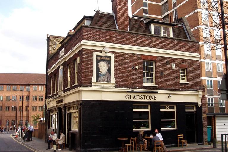 Gladstone, Borough, SE1