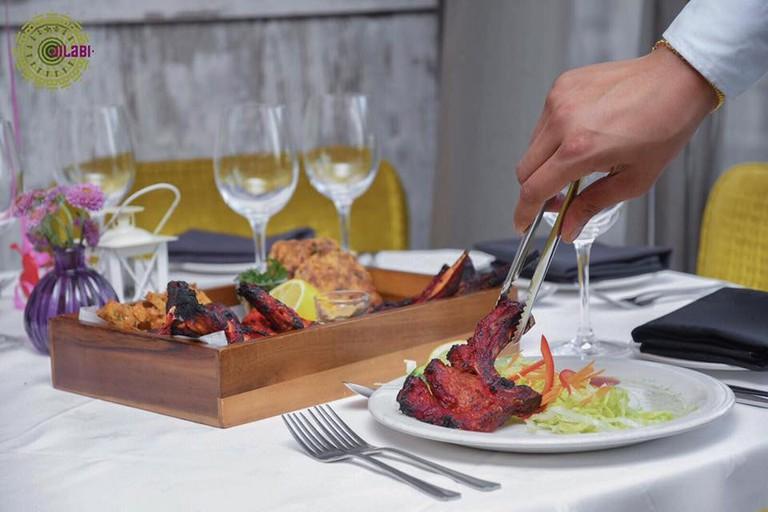 Jilabi Indian Restaurant, Birmingham
