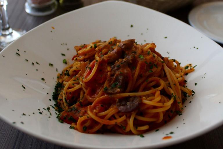 Alfie's Italian Café, Pretoria