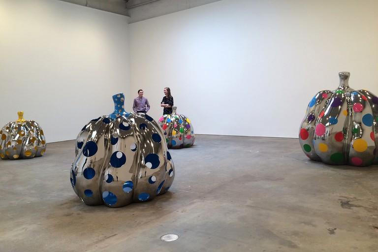 Yayoi Kusama, David Zwirner Gallery