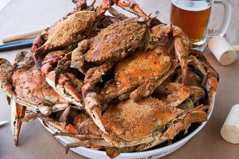 Bethesda Crab House, Bethesda