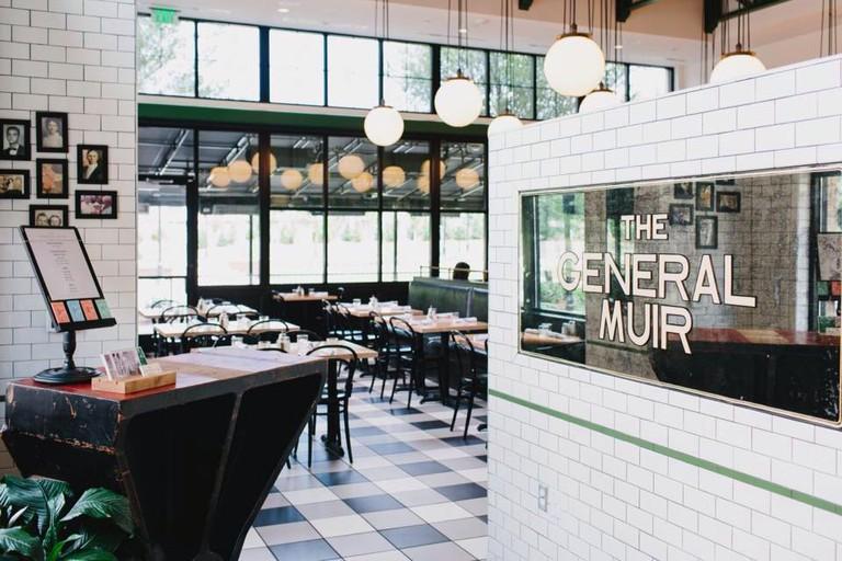 The General Muir, Atlanta