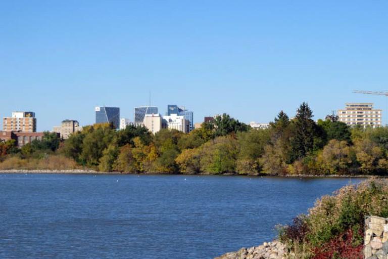 Regina skyline