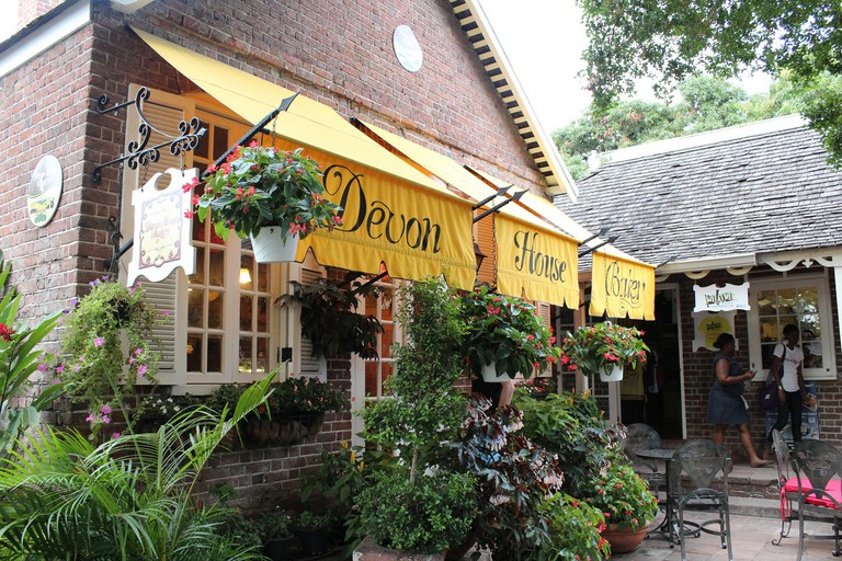Devon House Bakery │