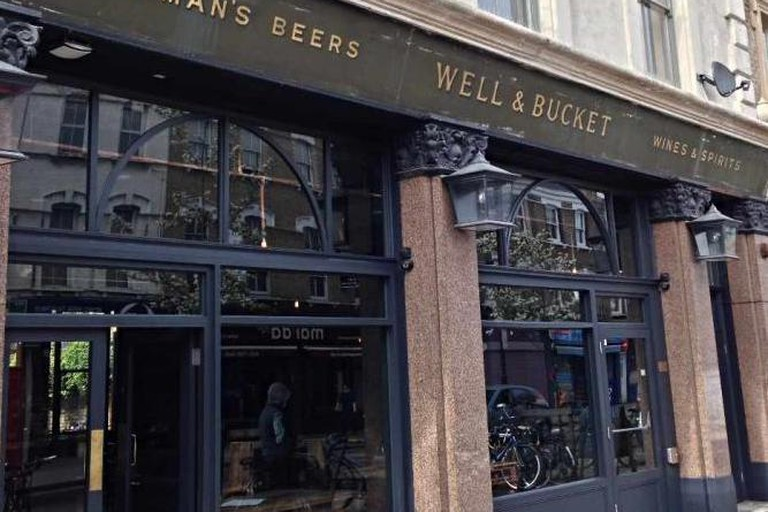 Well & Bucket, London
