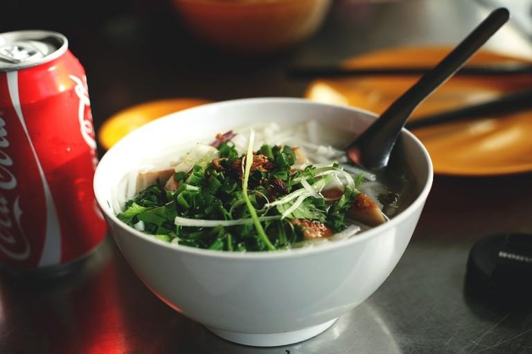 Vietnamese Soup Dish