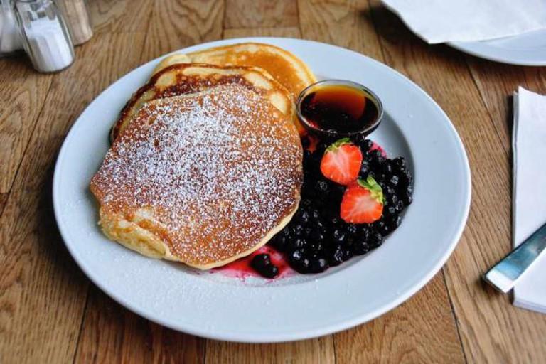 Berlin pancakes
