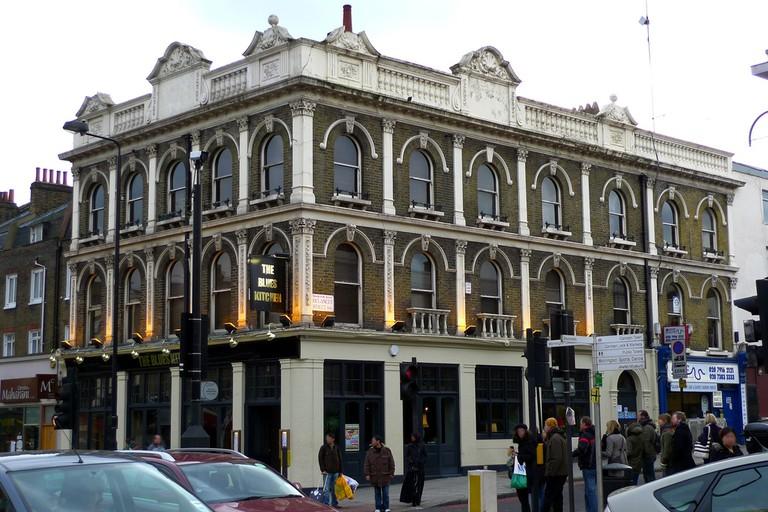 Blues Kitchen, Camden Town