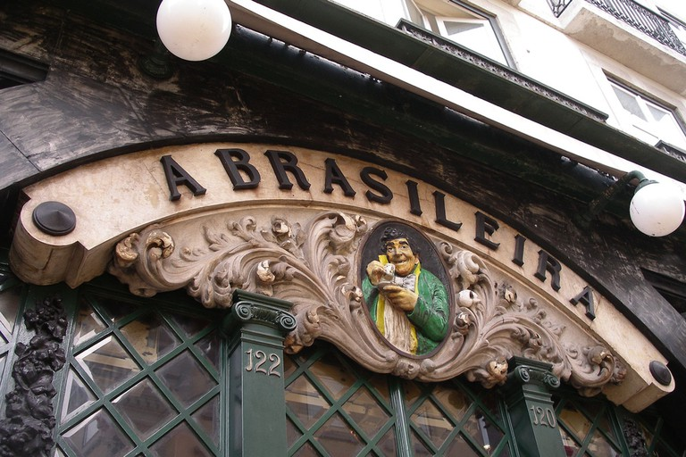 Cafe A Brasileira
