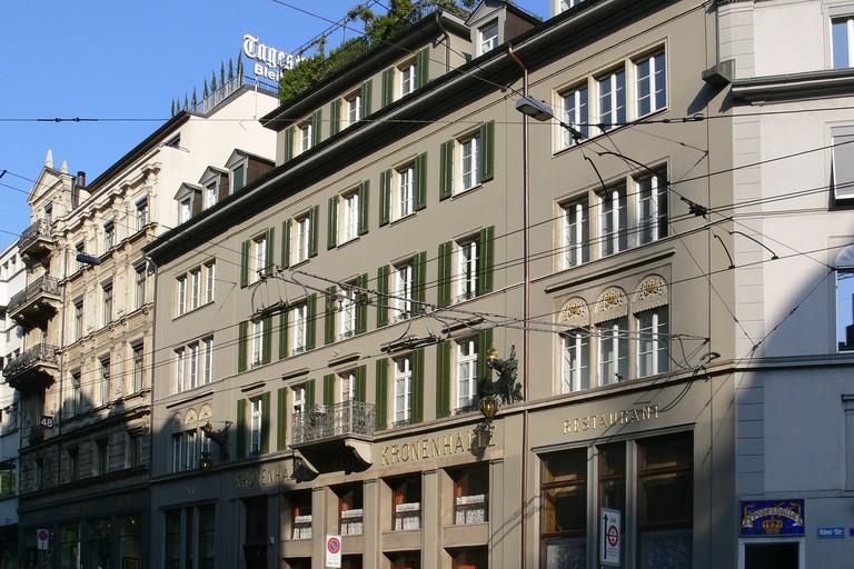 Kronenhalle, Zurich