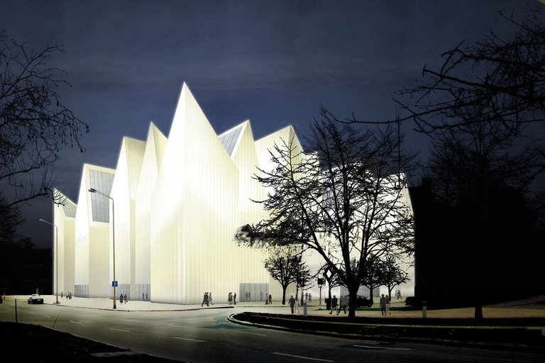 Szczecin Philharmonic Hall   © UMSzczecin / WikiCommons