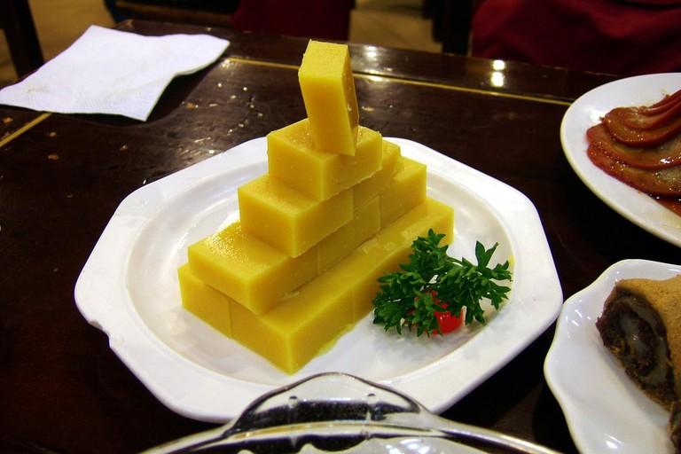 Wandouhuang (Pea Cake)