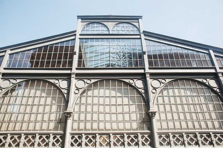 Le Carreau du Temple regularly hosts events