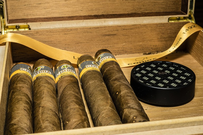 Try top-quality cigars from around the world that aren't Cuban