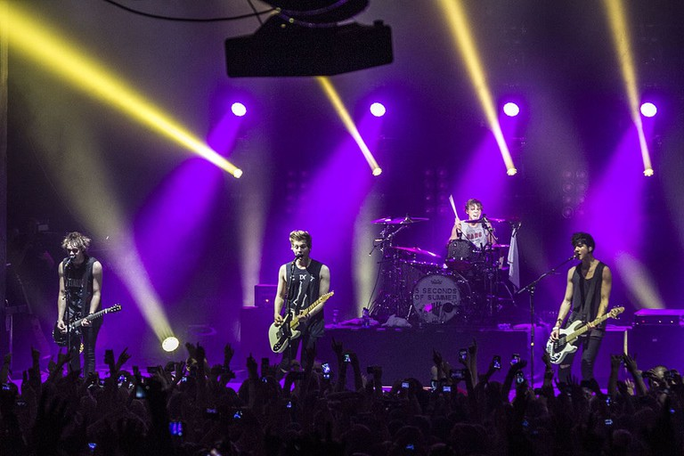 5 Seconds of Summer, The Enmore Theatre