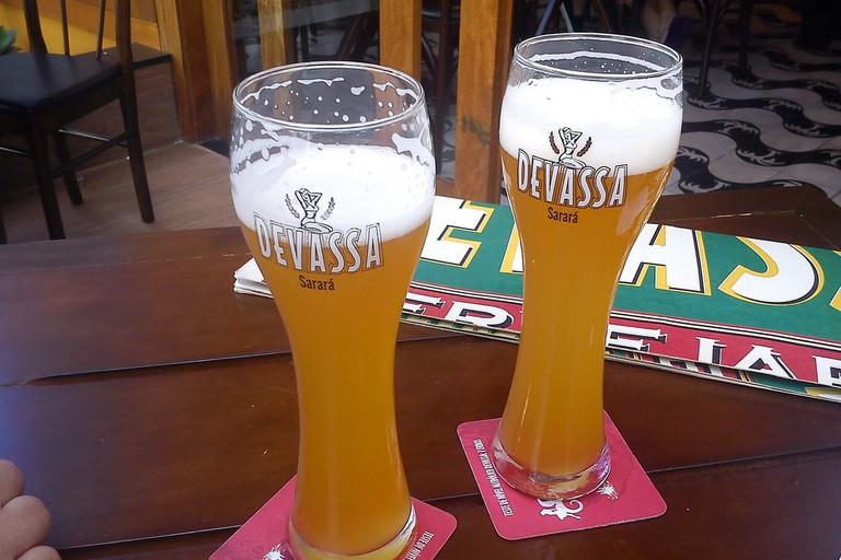 Devassa Beer