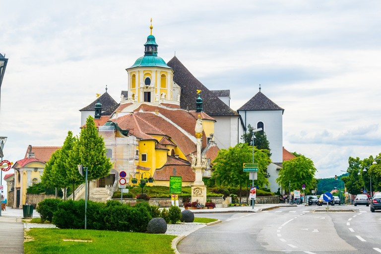 Kalvarienberg Church