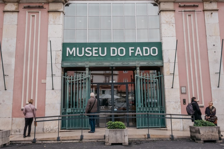 The Museu do Fado opened its doors in 1998