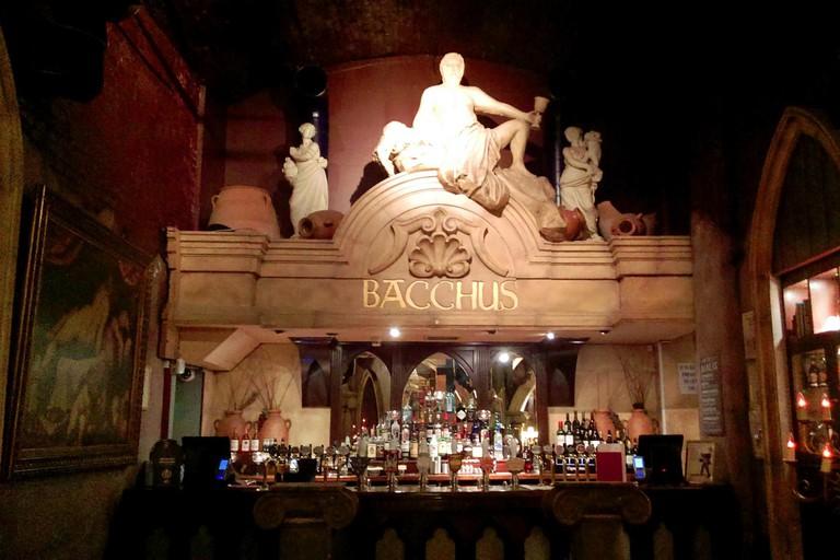 Bacchus Bar, Birmingham