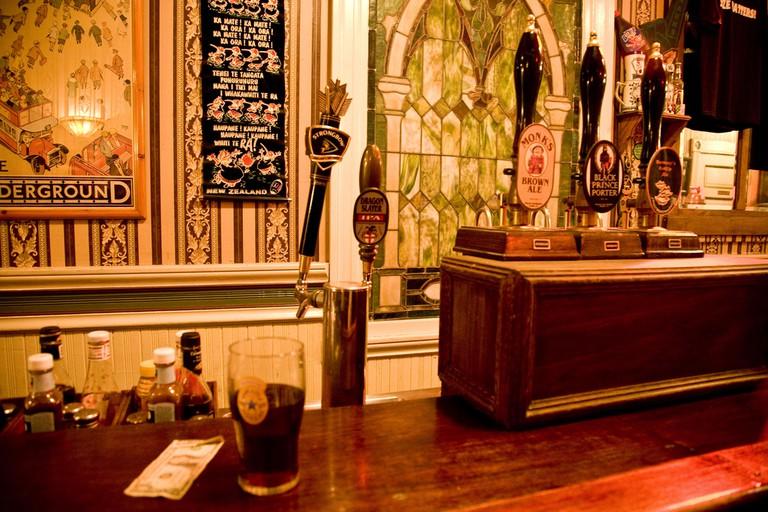 Trials Pub, Downtown San Jose, CAPaulo