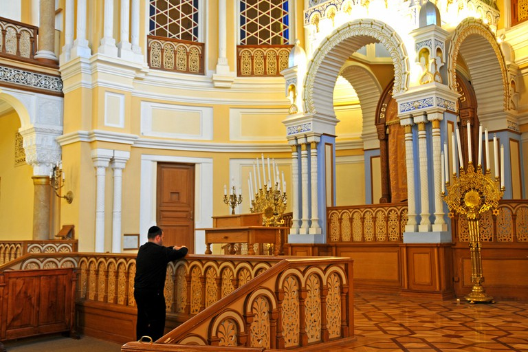 The Grand Choral Synagogue of St. Petersburg ©Dennis Jarvis