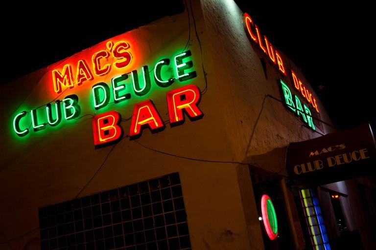 Mac's Club Deuce Bar