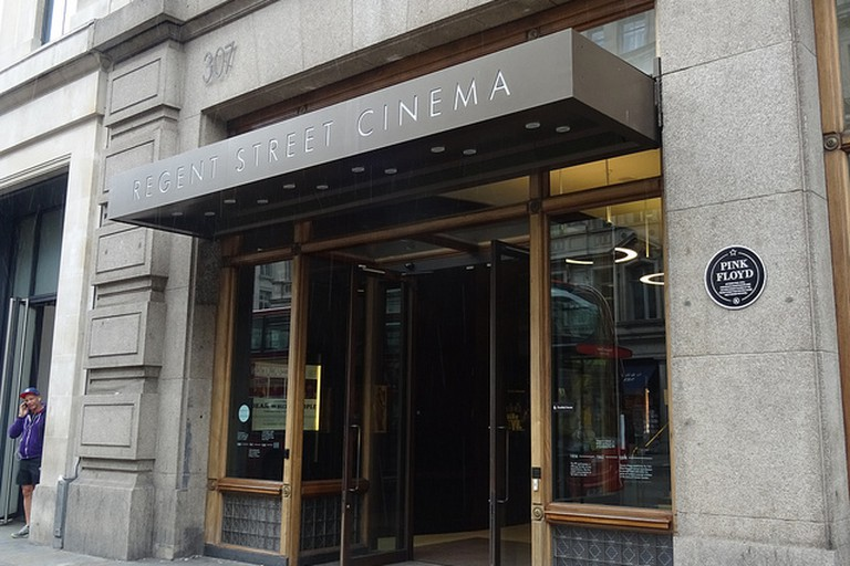 Regent Street Cinema | © Zoe Rimmer/Flickr