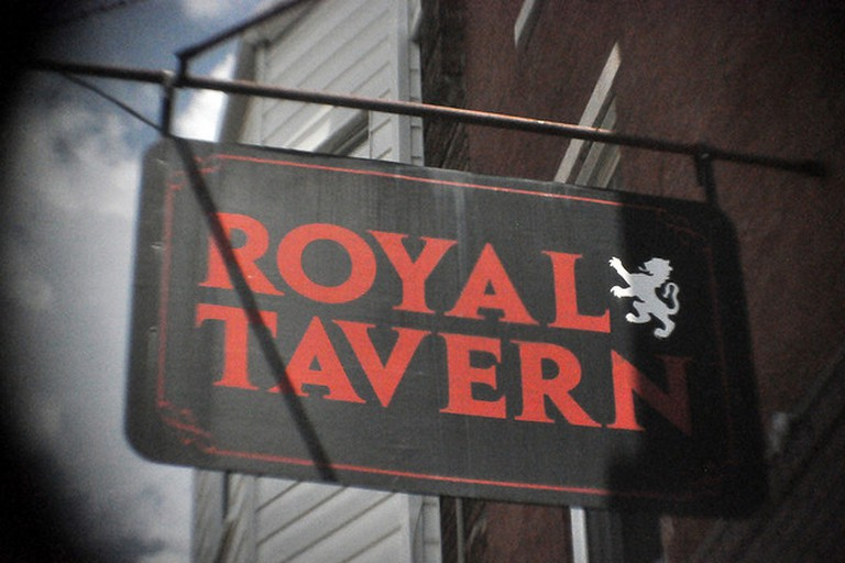Royal Tavern, Philadelphia
