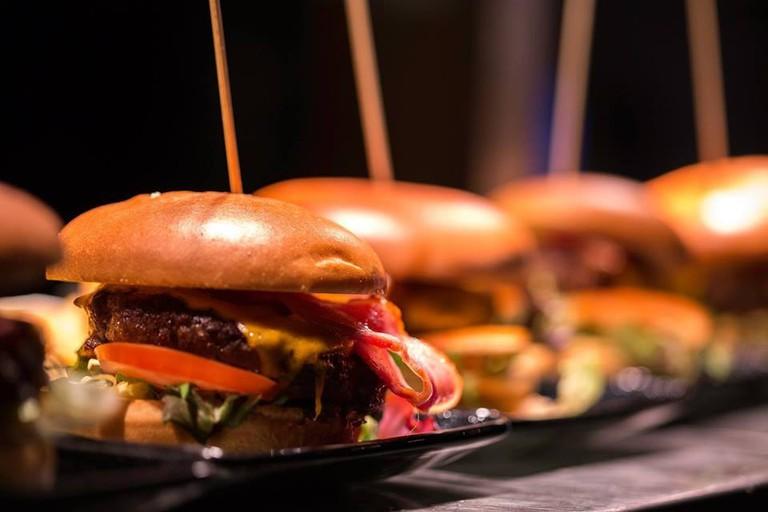 Burgers at Bryggeriet