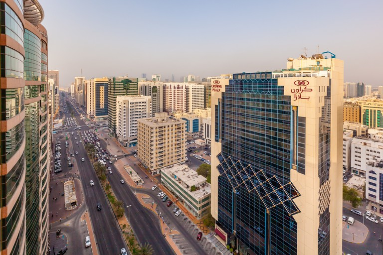 Crowne Plaza Abu Dhabi, Abu Dhabi