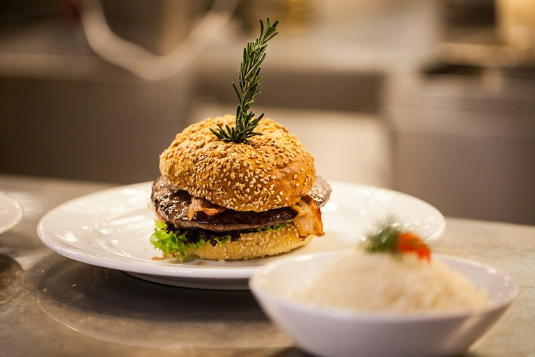 Hamburger, Gourmet style