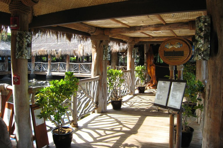 Humuhumunukunukuapua'a Restaurant at the Grand Wailea