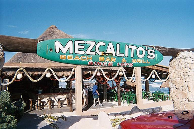 Mezcalitos Beach Bar & Grill