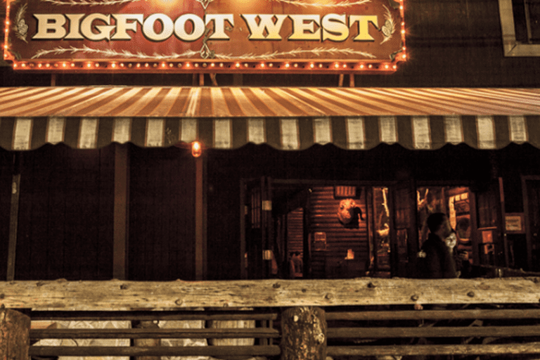 Bigfoot West