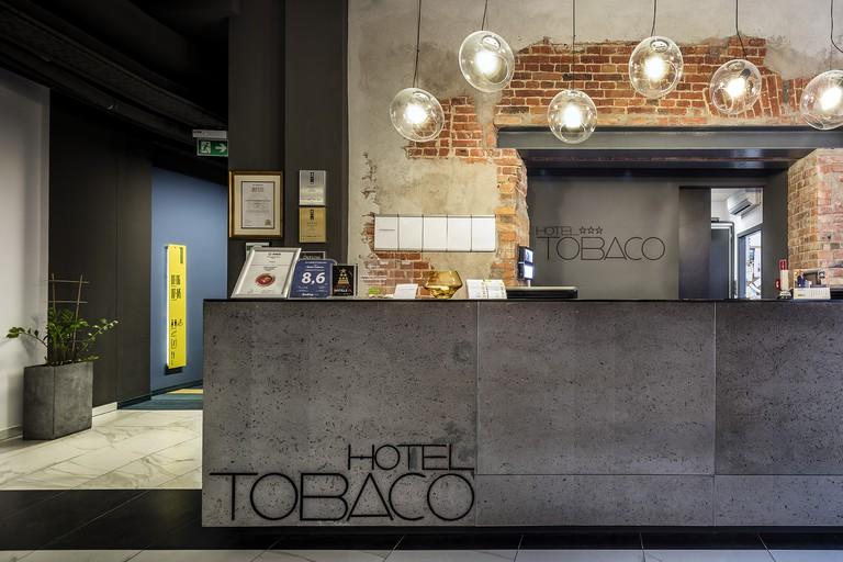 Tobaco Hotel, Łódź