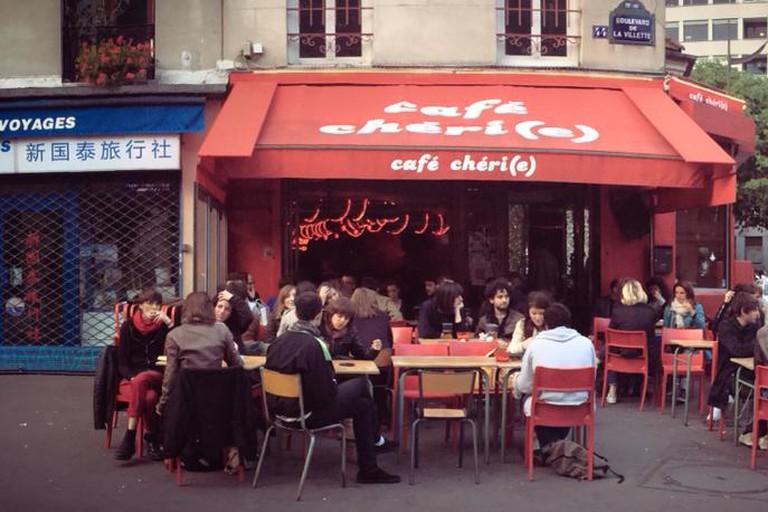 Café Chéri, Paris