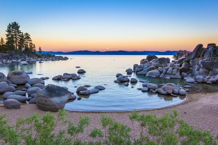 Sand Harbor, Lake Tahoe Nevada State Park   © Trevor Bexon/Flickr