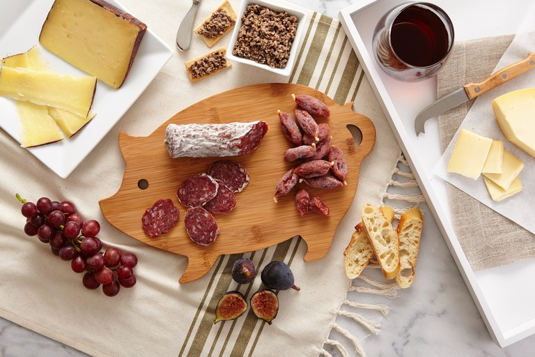 Meat and Cheese Plater