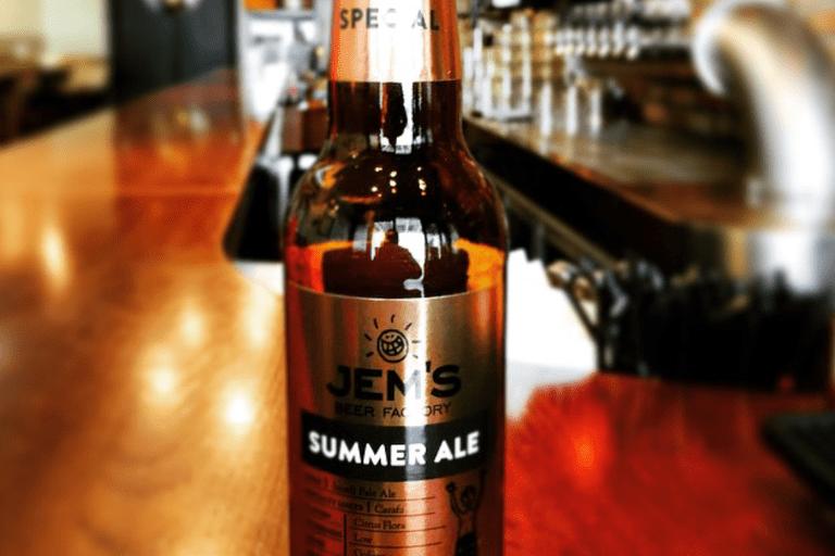Jem's Summer Ale